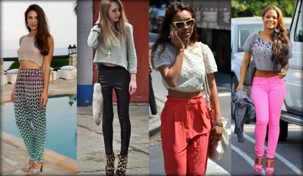 Benefícios da calça de cós alto para o corpo da mulher