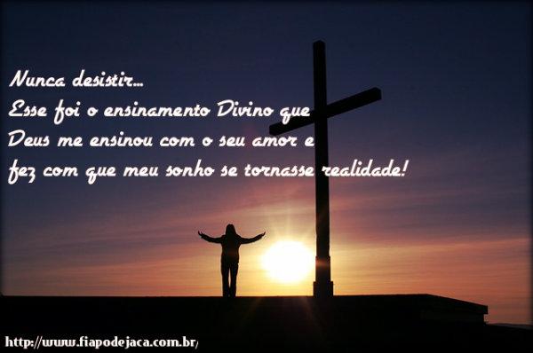 Mensagem de agradecimento a Deus formatura
