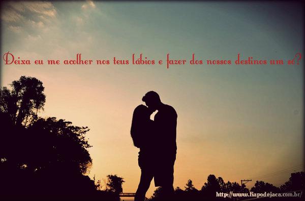 Frases para a namorada se apaixonar