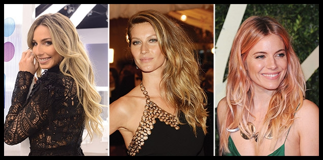 Penteado para cabelo pós-praia