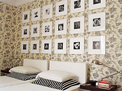 Dicas para decorar paredes sem usar tinta