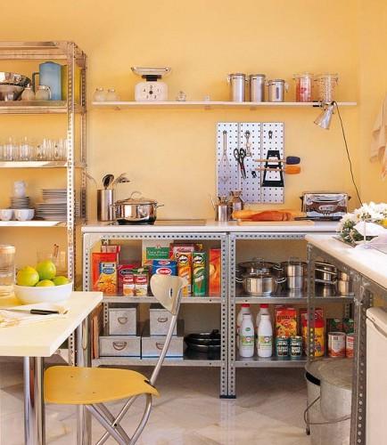 Planejamento de cozinhas sem arm rio fiapo de jaca - Muebles para cocina economica ...