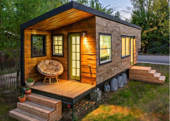 Criação de um home office totalmente sustentável