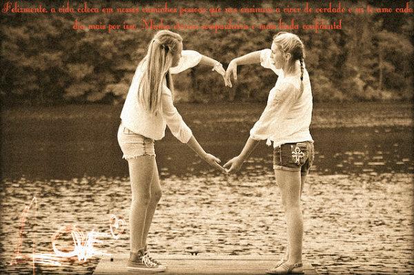 Frases de amizade
