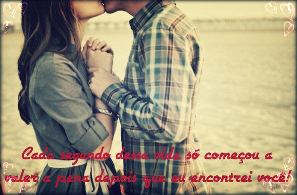 Frases bonitas para namorado no Facebook