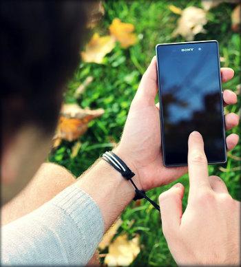 O que fazer quando o touchscreen do celular para de funcionar