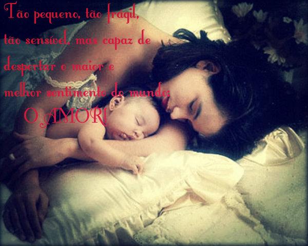 Mensagens e Frases para futuras mamães - Gestação Bebê