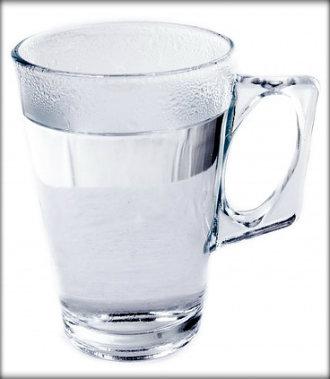 Beber água gelada emagrece