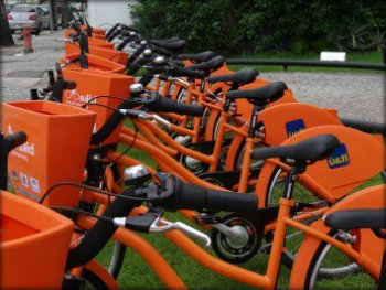Como pegar bicicleta do Itaú Recife