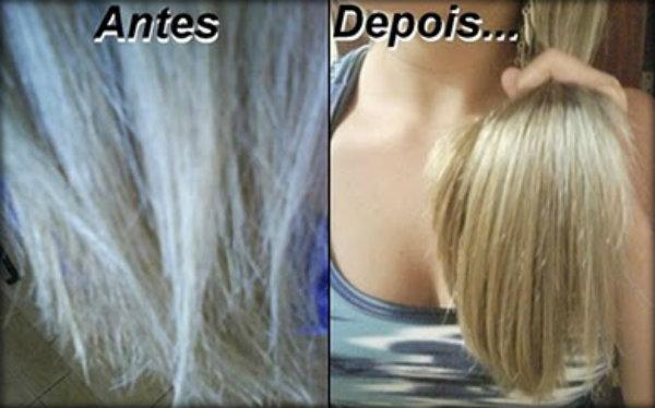 Dicas para recuperar as pontas do cabelo