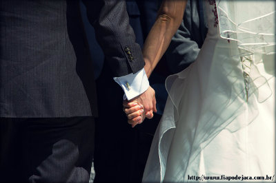 Ministrantes de casamento civil e religioso