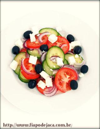 Saladas que impedem o emagrecimento