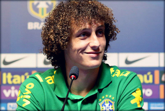 Davi Luiz. (Foto: Divulgação)