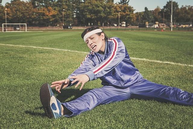 Dedicação nos exercícios físicos.