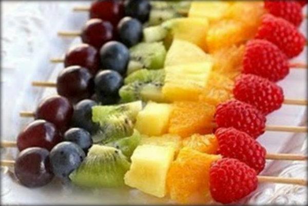 Tira-gostos saudáveis