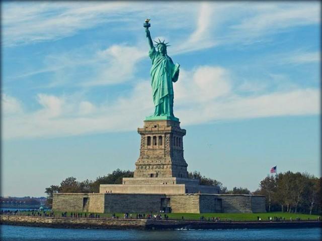 Estátua da Liberdade. (Foto: Divulgação)