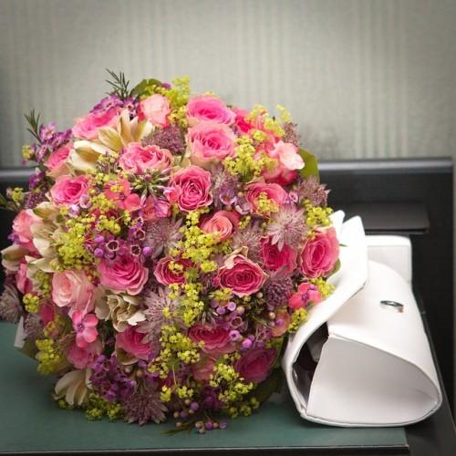 Preço de buquês de flores