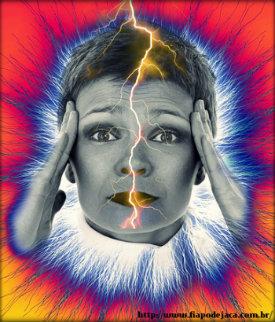 Causas das dores nos olhos e na cabeça