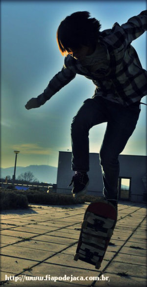 Manobras mais fáceis do skate