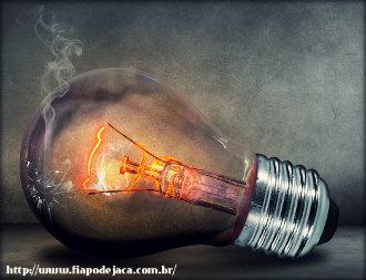Causas da falta de energia elétrica