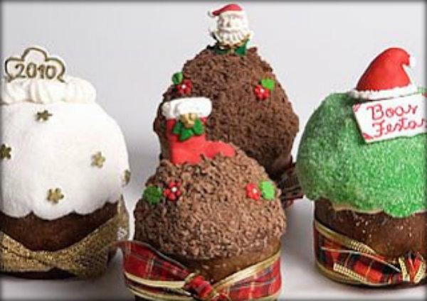 Receita de sobremesa para o Natal