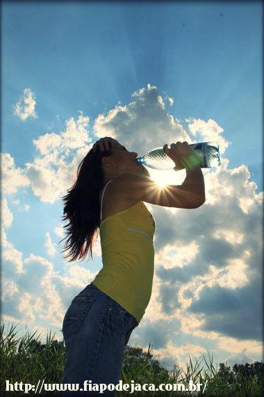 Motivos para fazer maior ingestão de água