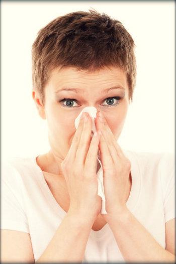 Sinusite da febre alta
