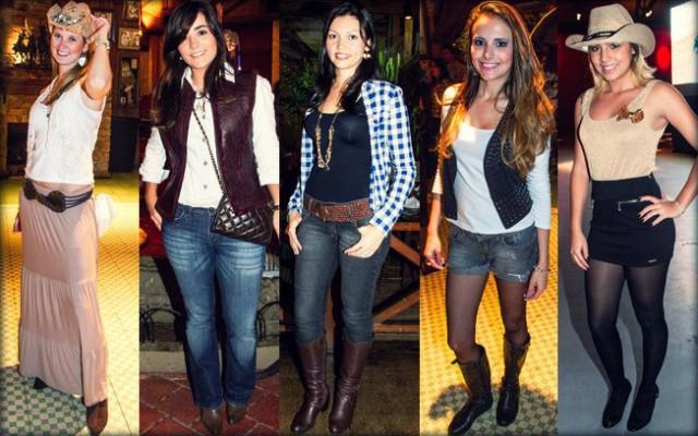 Dicas de look's feminino para balada sertaneja.