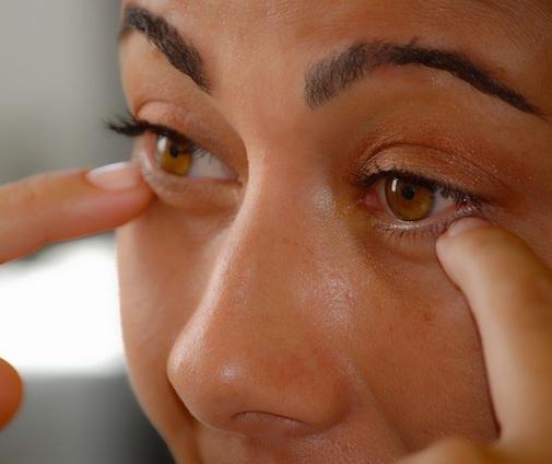 Como cuidar das olheiras