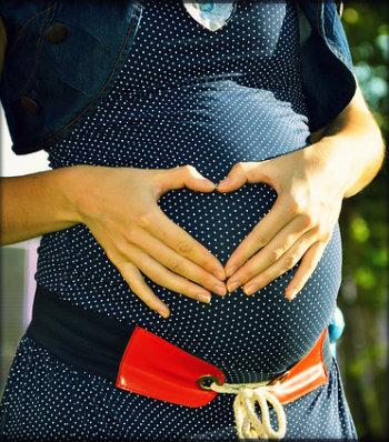 Aprenda a identificar as mudanças corporais durante a gravidez