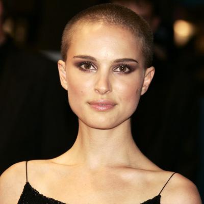 """Mulheres famosas que aderiram ao corte de cabelo """"careca"""""""