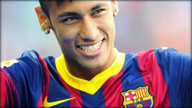 Neymar. (Foto: Divulgação)