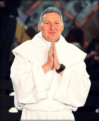 Procedimento para fazer pedido de oração para Padre Marcelo Rossi.