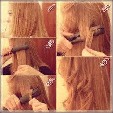 Dicas passo a passo para fazer cachos no cabelo com a chapinha.