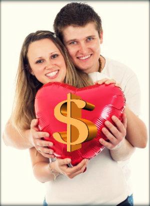 Como dividir as contas com o marido