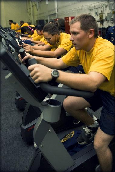 Até quantas calorias dá pra perder com o spinning?