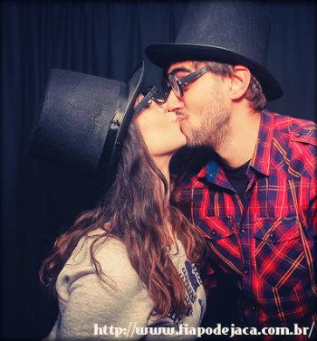 Doenças transmitidas através do beijo