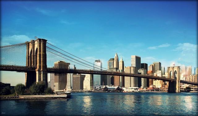 Ponte do Brooklyn. (Foto: Divulgação)