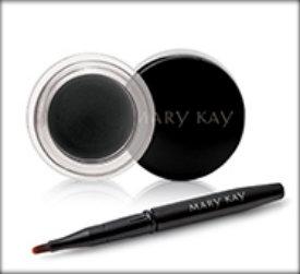 Como usar delineador em gel Mary Kay