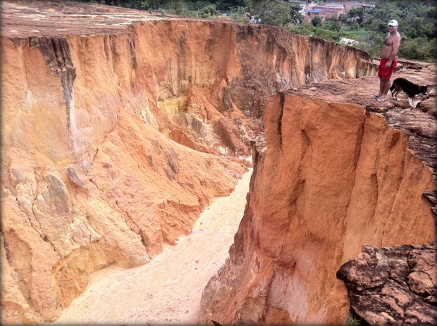 Erosão do solo: causas, prejuízos, perigos e métodos de contenção.