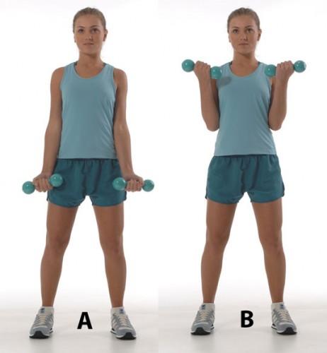 Exercícios físicos que fortalecem a região dos seios