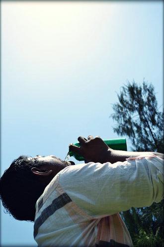 Importância da hidratação no período de intenso calor