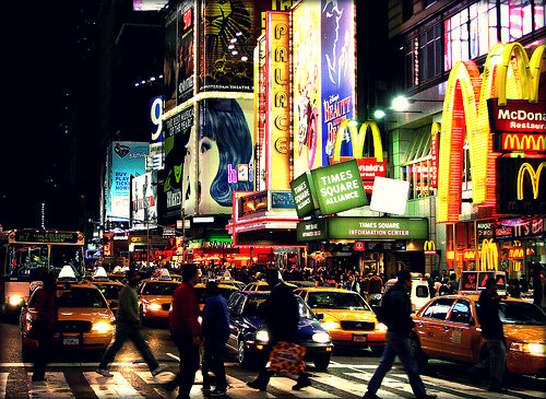 Times Square. (Foto: Divulgação)