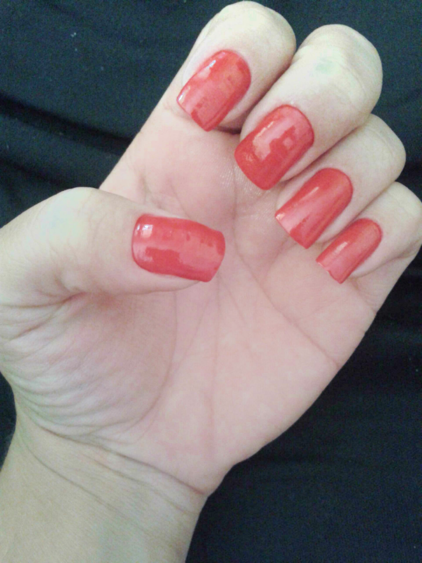 "Como ""frisar"" as unhas?"