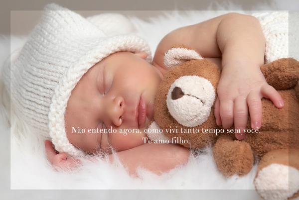 Frases Para Sobrinho Bebe Tumblr: FRASES MEU FILHO NASCEU