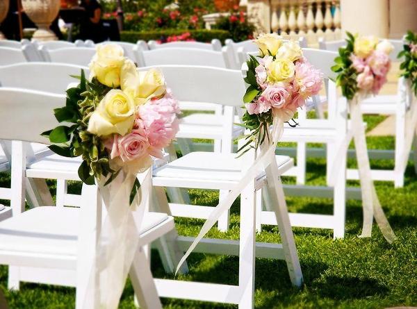 Pequenos buquês de flores (Foto: Reprodução)